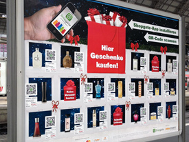 Shopgate bringt Plakat Shopping nach Deutschland